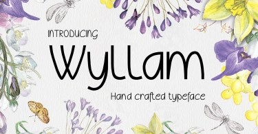 Wyllam [1 Font]
