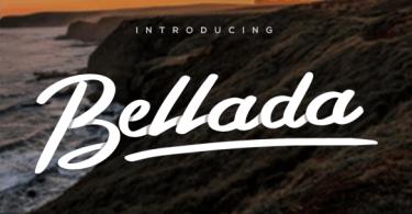 Bellada [1 Font]