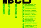 Politic ABCD [4 Fonts]
