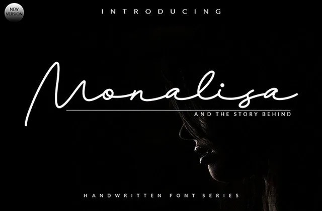 Monalisa Script [1 Font] | The Fonts Master