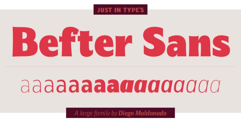 Befter Sans Super Family [16 Fonts]   The Fonts Master