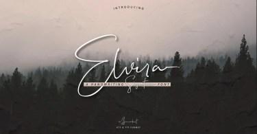 Elvira [1 Font]