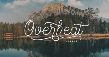 Overheat [1 Font]