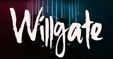 Willgate [1 Font]