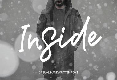 Inside Script [1 Font]