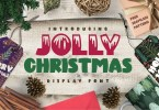 Jolly Christmas [2 Fonts]