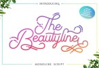The Beautyline + Extra [1 Font]