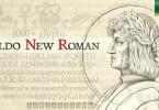 Aldo New Roman [1 Font]