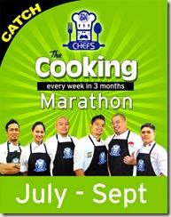 Cooking Marathon SM Master Chefs