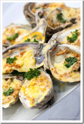 Baked Oysters (3)