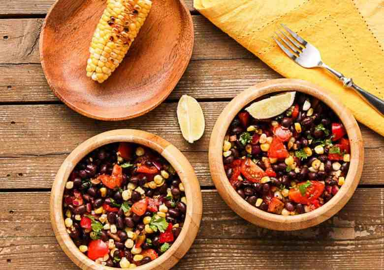 Grilled Corn & Black Bean Salad-1