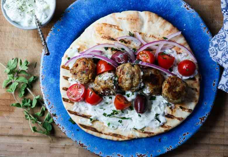 Greek Meatballs – Keftedes