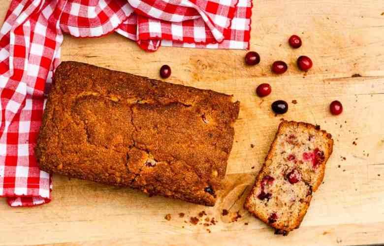 Cranberry Walnut Bread – An Easy Cranberry Walnut Loaf