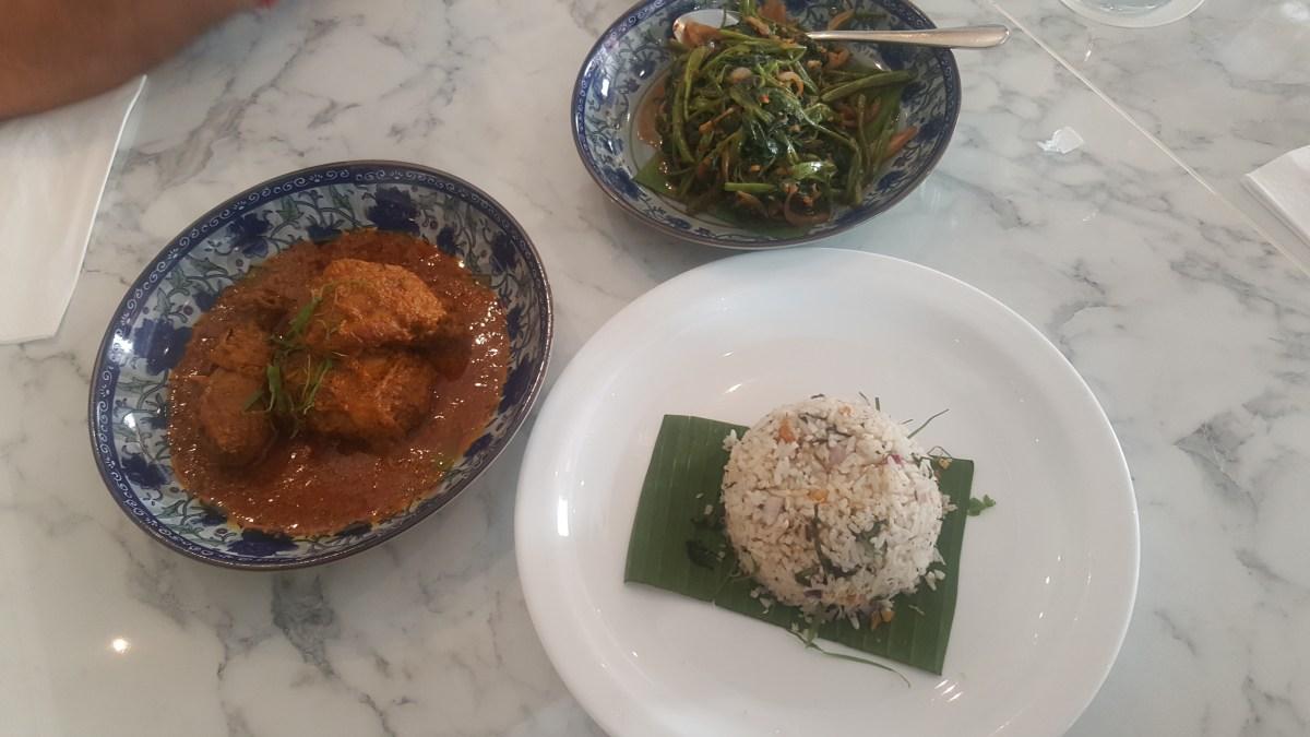 AliBaba & Nyonya @ TTDI - Tasty Nyonya food