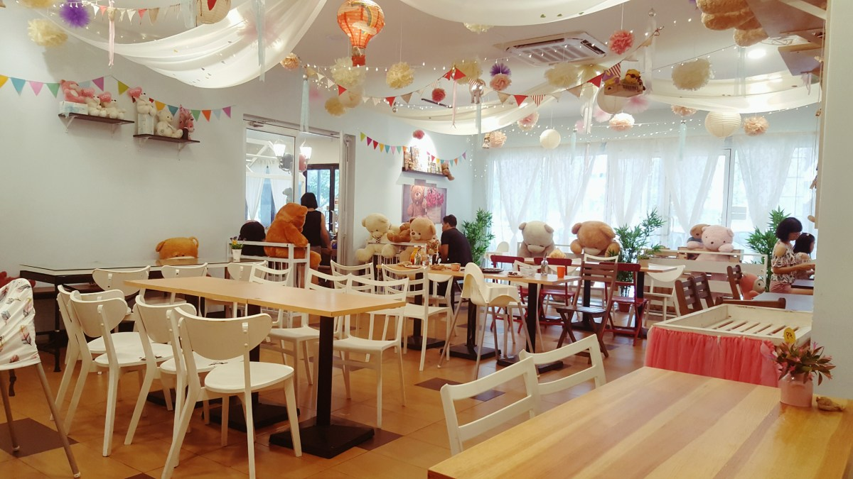 The Teddy Cafe & Restaurant @ SS7, Kelana Jaya - Something different :)
