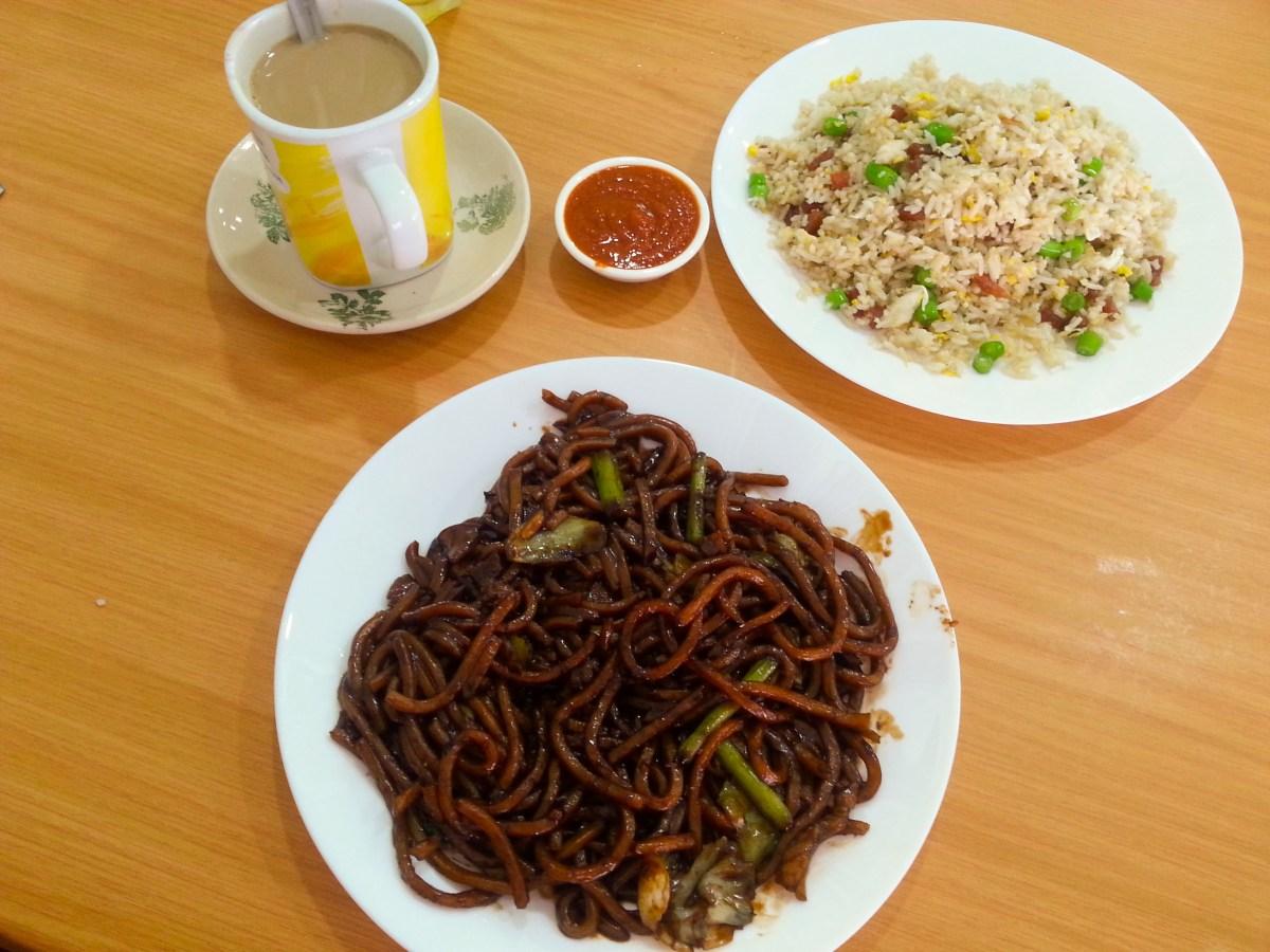 Chui Lau Sinn @  Cheras - Tasty Hokkien Meeeeee