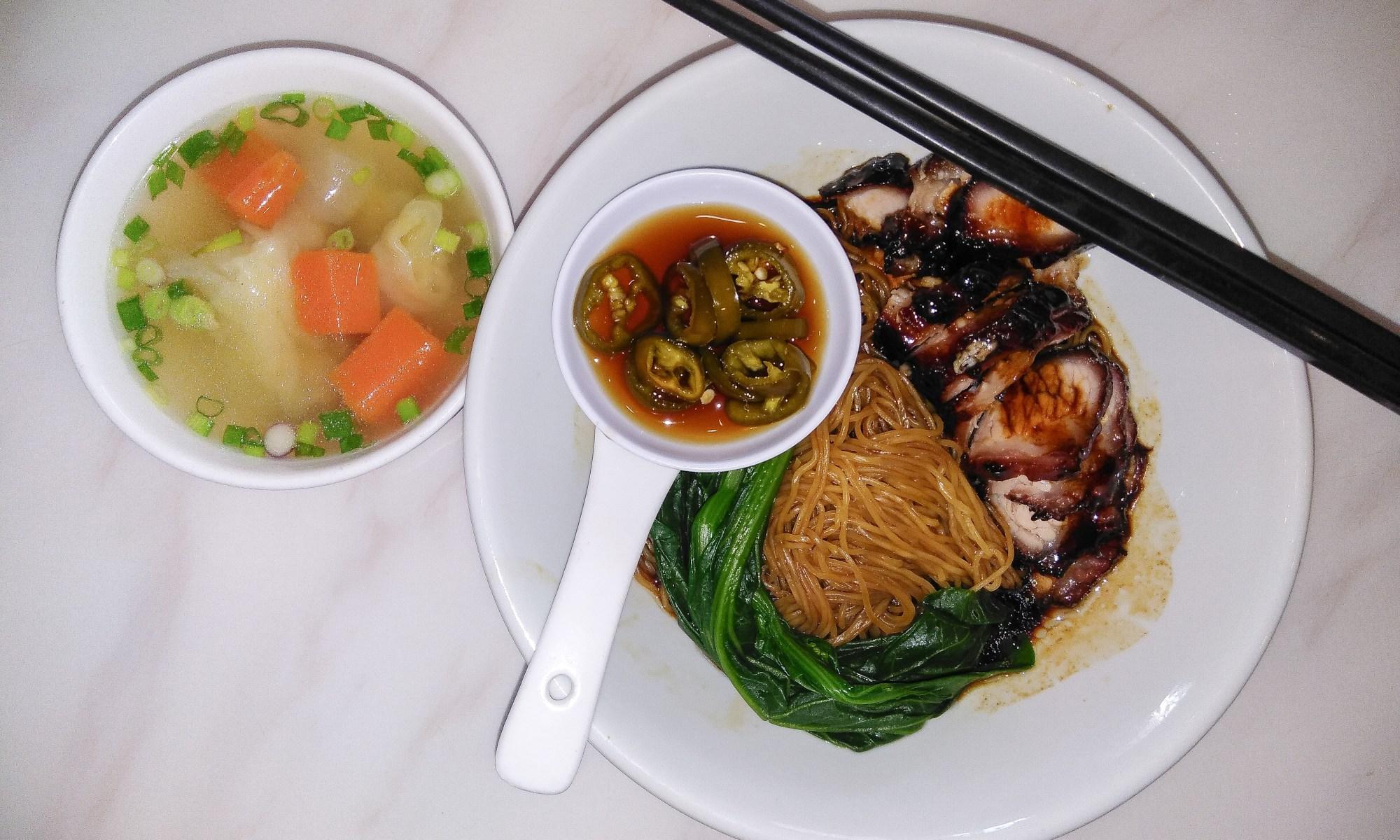 My Little Herbal Tea Taman Megah Pj Roasted Pork Curry Mee Da Bomb Thefoodbunny