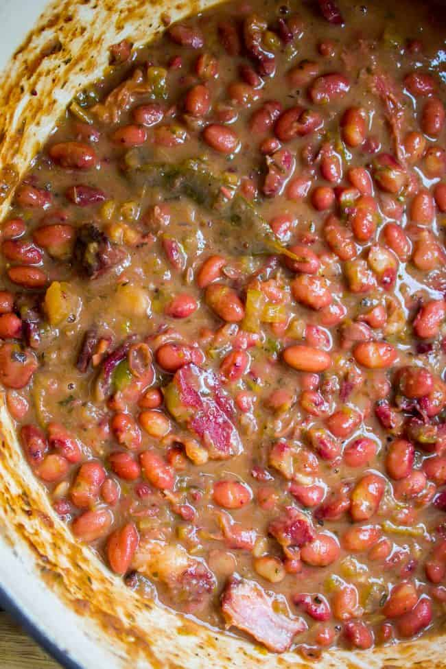 Red Beans and Rice (Better Than Popeye's!) - The Food