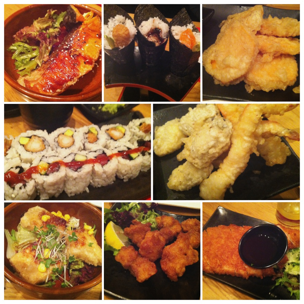 Sushimania All You Can Eat Buffet The Food Connoisseur