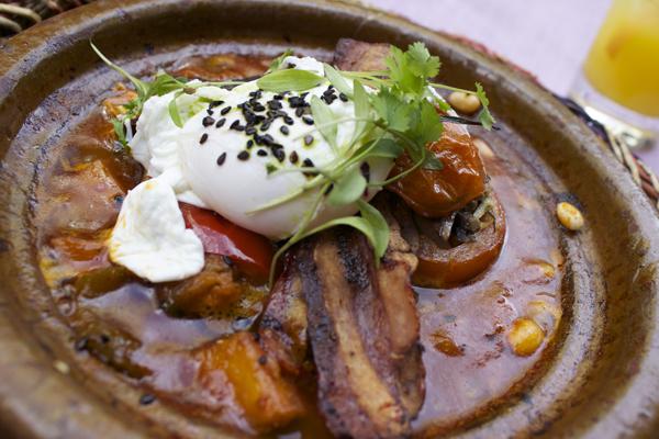 morroccan breakfast momo restaurant