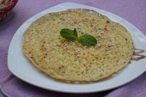 berber pancake morroccan breakfast momo restaurant