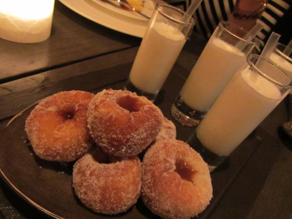 doughnut balls