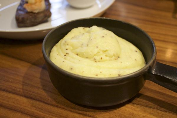 mustard mash