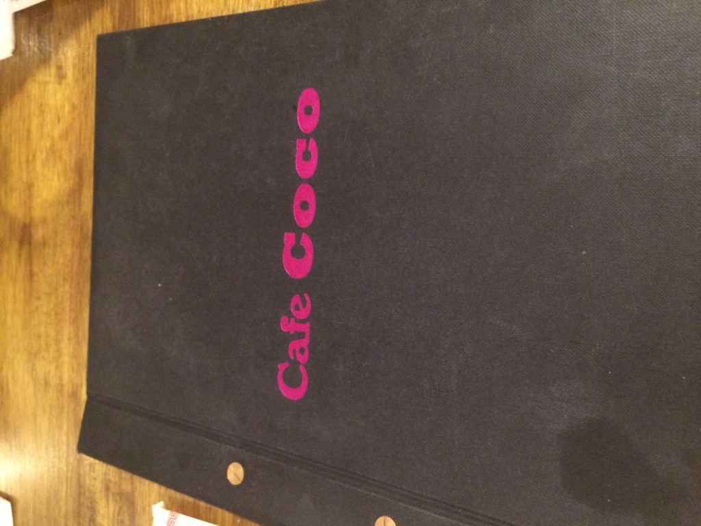 Locally sourced + crafted with love. Cafe Coco - One to watch | the food connoisseur