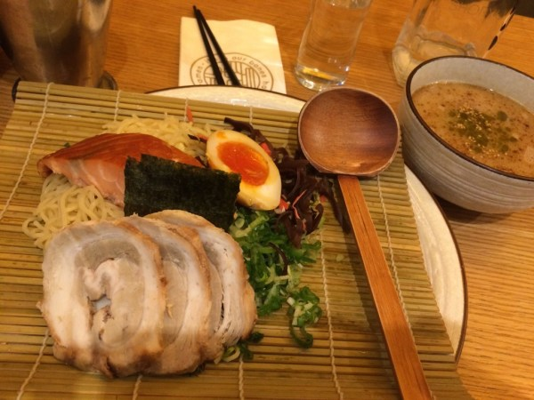 Fire & Ice Salmon Tsukemen_2