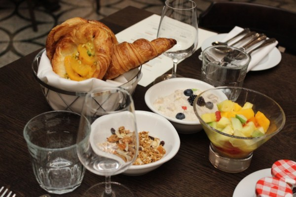 Brunch and breakfast Les Deux Salons