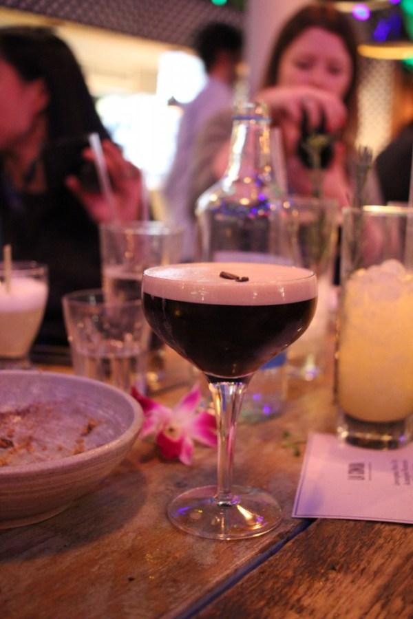 Lima espresso martini