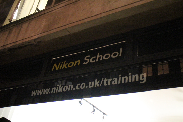 Nikon Training school London
