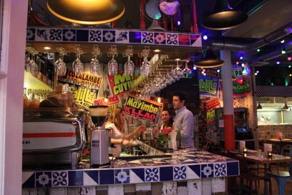 Señor Ceviche bar