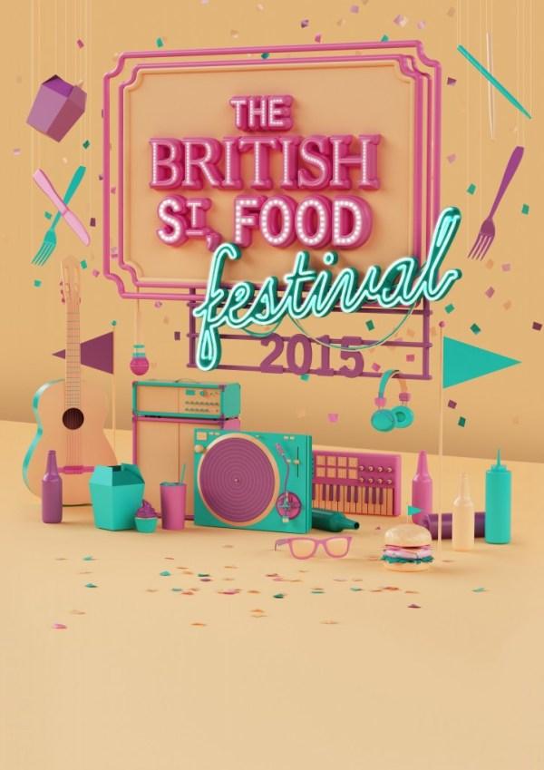 The British St Food Final