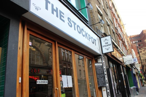 The Stockpot Old Crompton