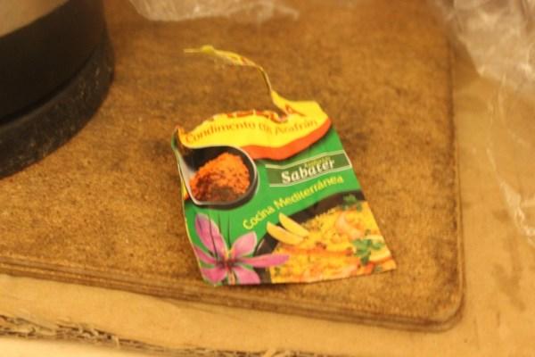 paella powder