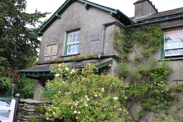 Petter Rabbit Beatrix Potter house