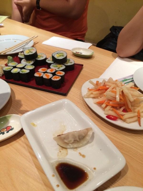 sapporo sushi buffet