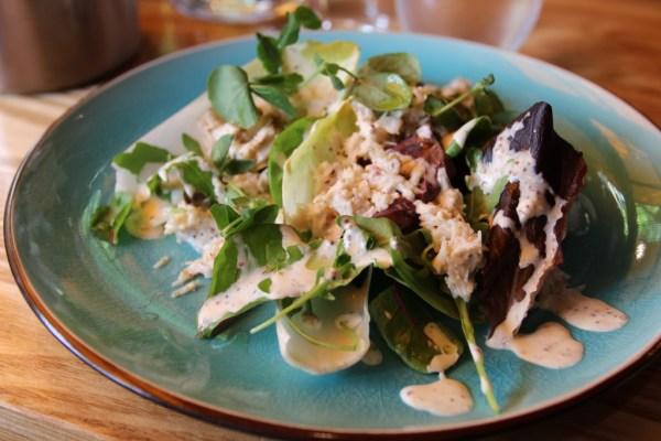 Devonshire Crab Salad 2