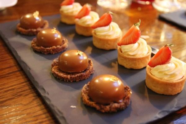 cavendish mini desserts