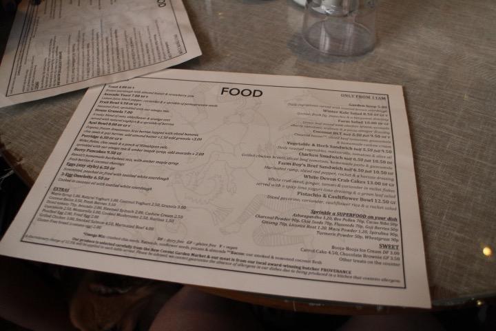 farm girl cafe menu