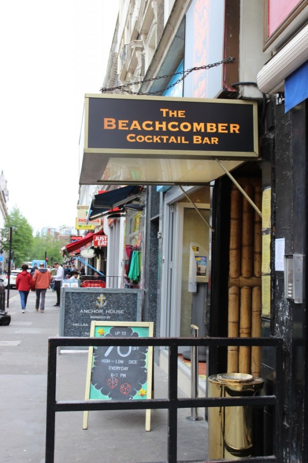 the beachcomber queensway