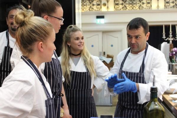 novikov cooking class