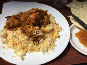 Indian YMCA - dirt cheap home cooked curries