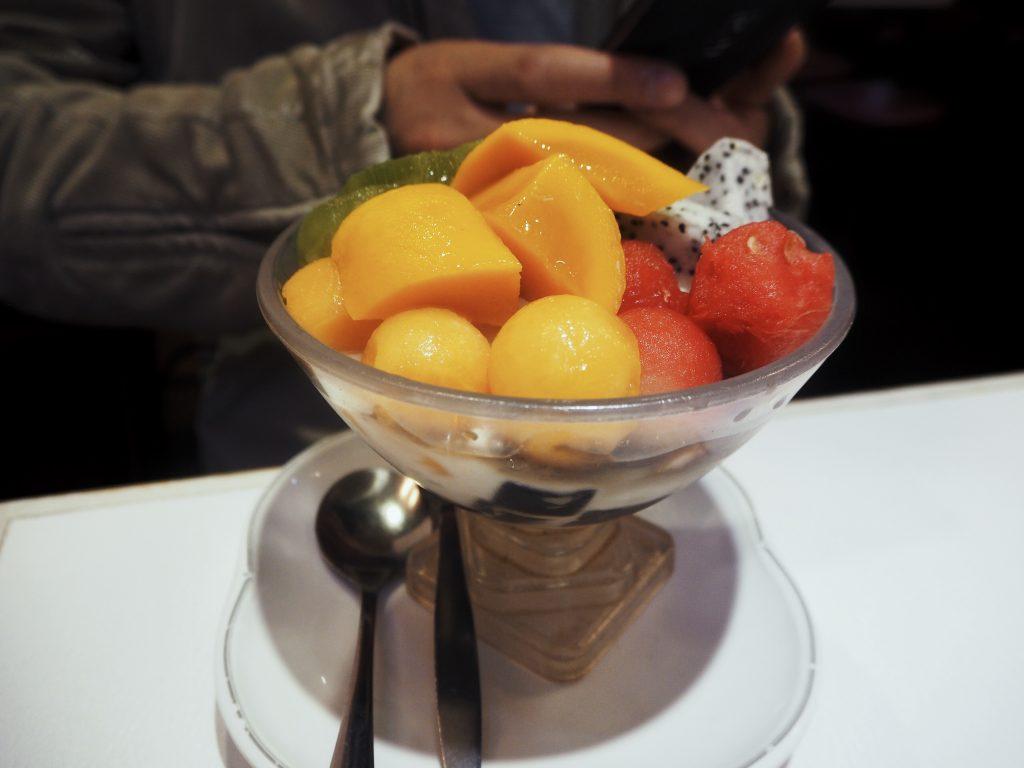 Asian fruits
