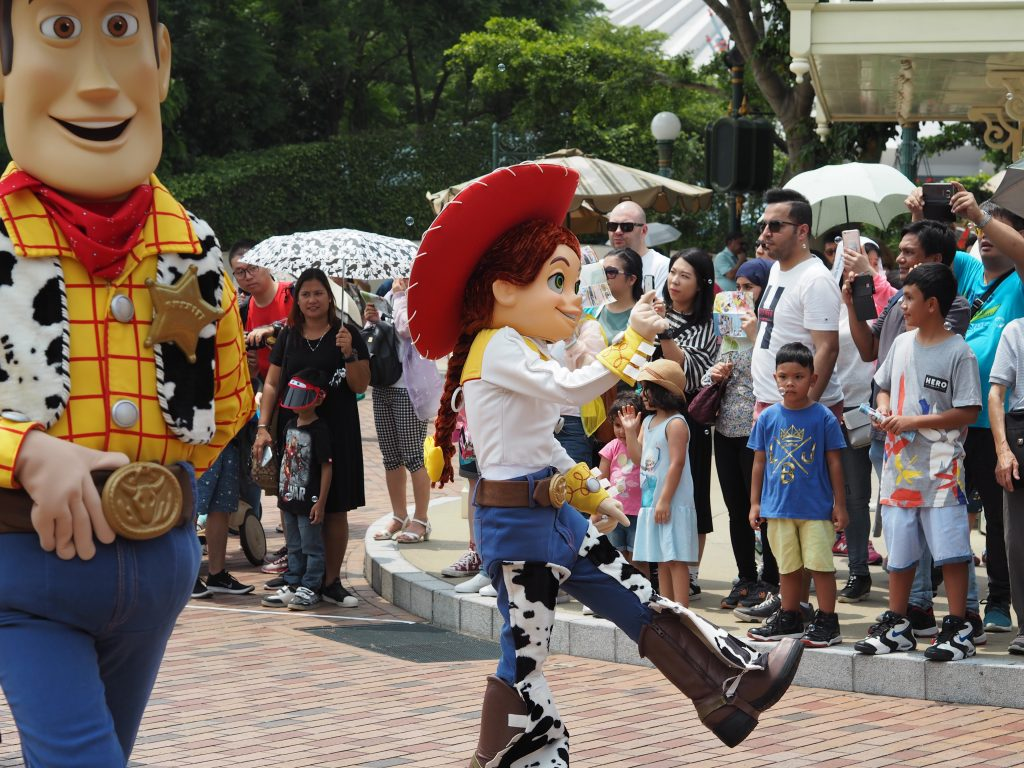 Toy Story Disneyland HK