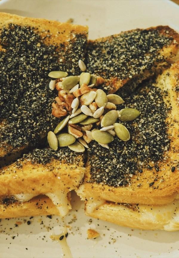 Gaza-Cafe-Soho-sesame-rice-cake-toast