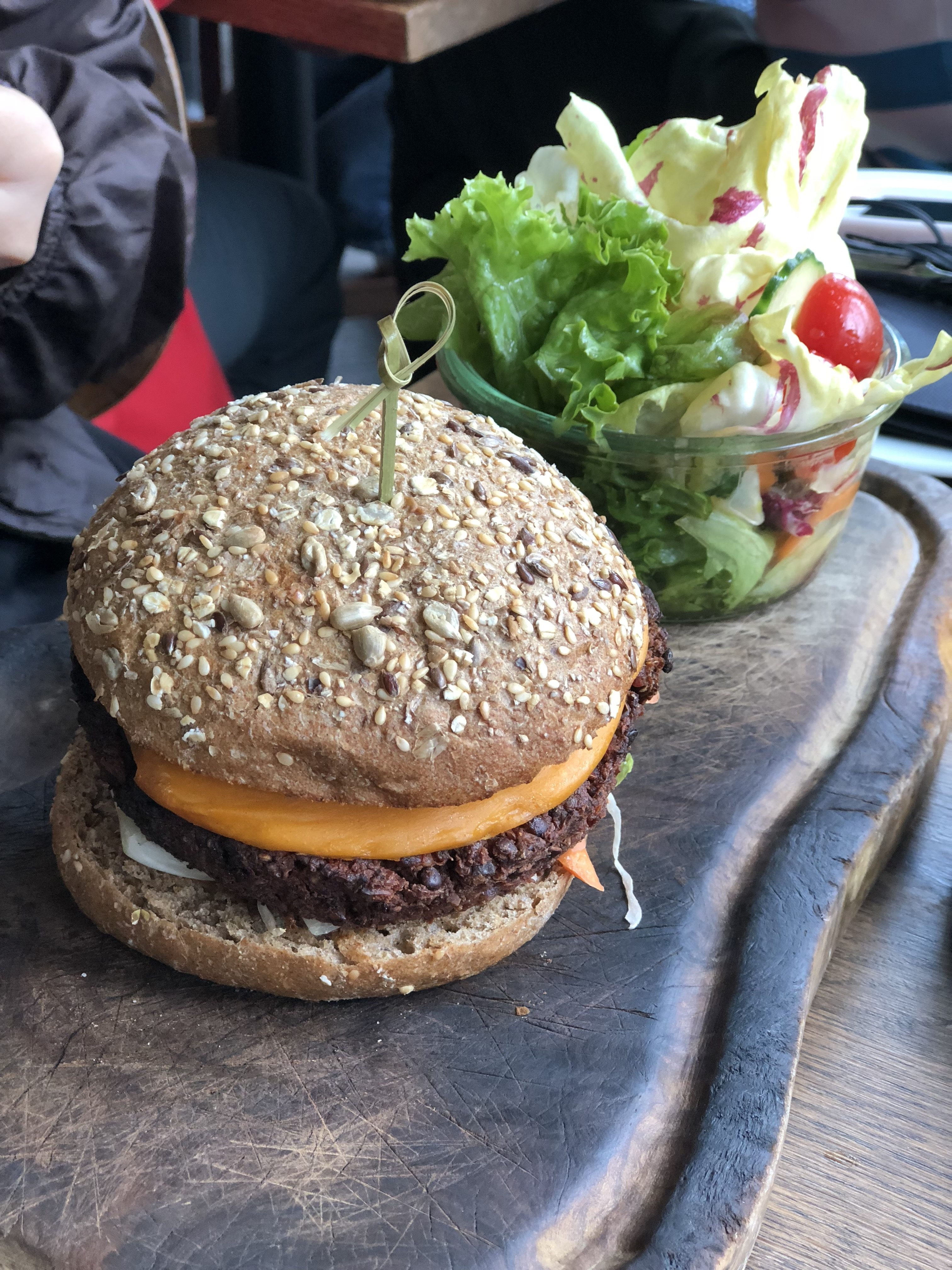 the artisan burger