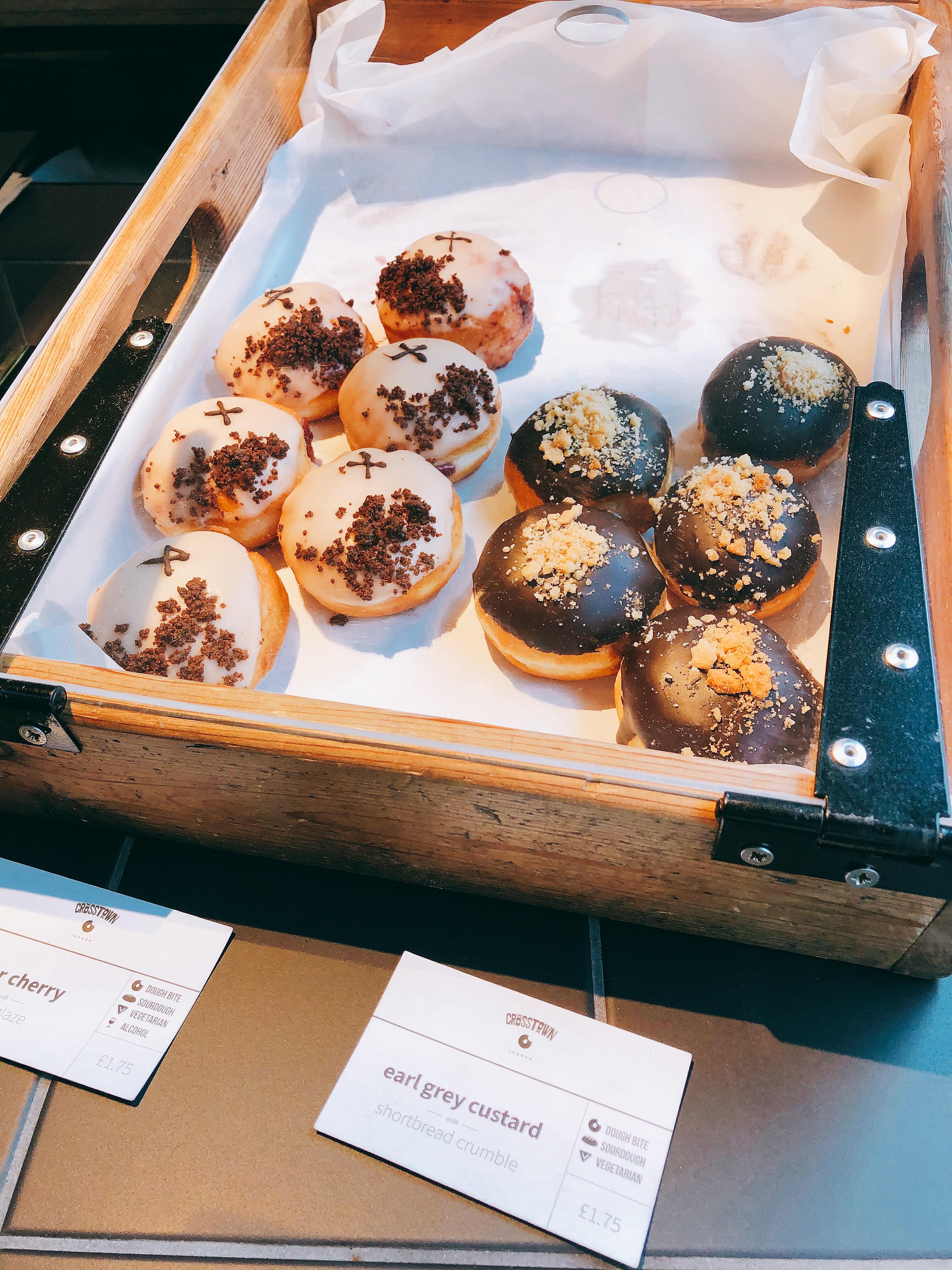 crosstown doughnuts bites
