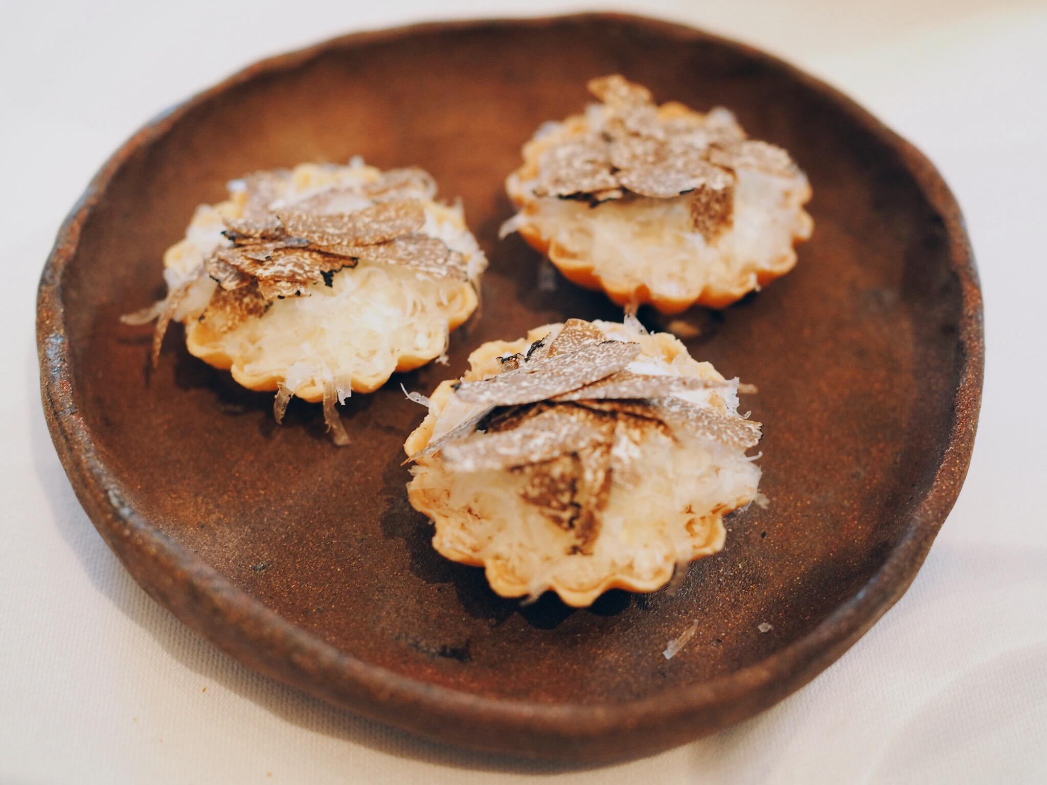 truffle-tarts